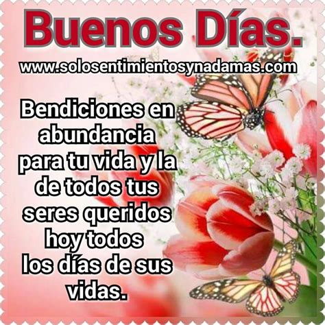 Imagenes De Buenos Dias Lleno De Bendiciones | im 225 genes de buenos dias bendiciones descargar