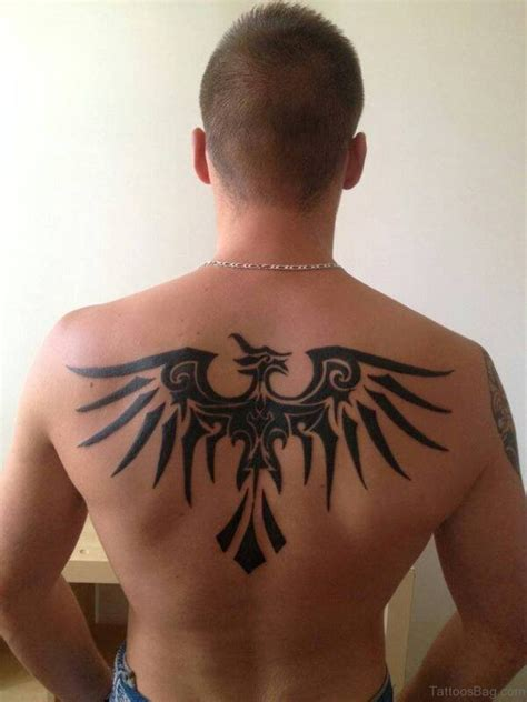 eagle back tattoo designs 86 fabulous back tattoos