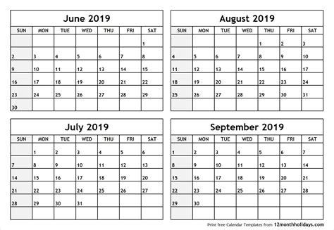 printable august september  calendar