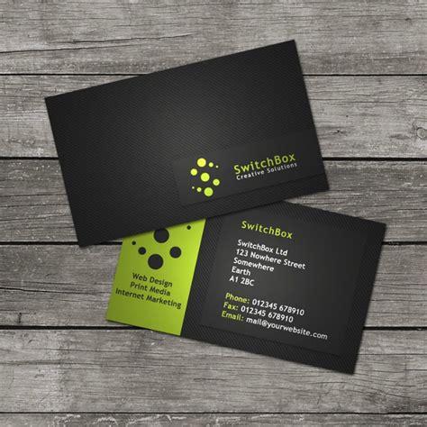 kartu nama desain hitam putih 20 kartu nama unik pemilik startup untuk til menarik di