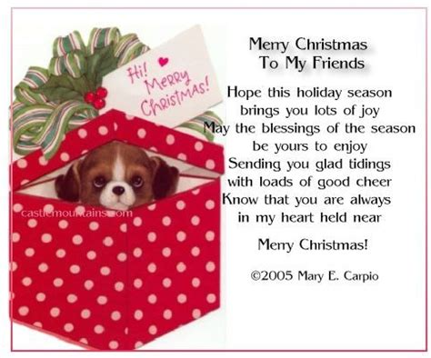 merry christmas   female friends poem aol image search results  beginning