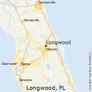 best places to live in longwood florida