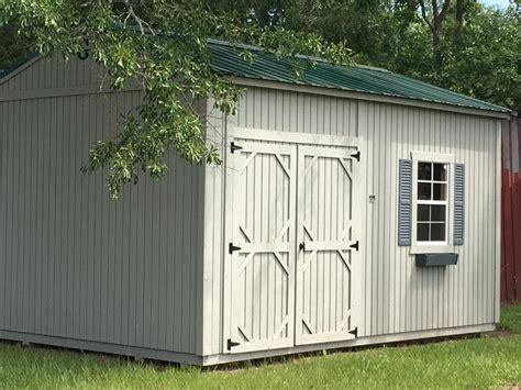 garden sheds  graceland portable buildings alto