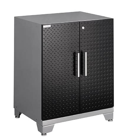 Husky 32 Steel Cabinet by Husky 72 In H X 36 In W X 18 In D Welded Steel Floor