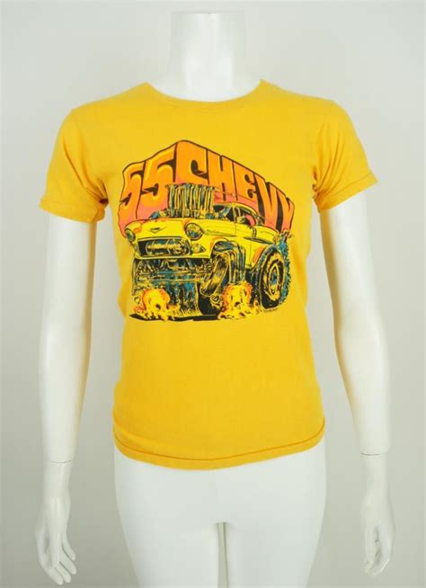 Iron On T Shirt Vintage vintage 70 s roach iron on heat transfer t shirt size xs