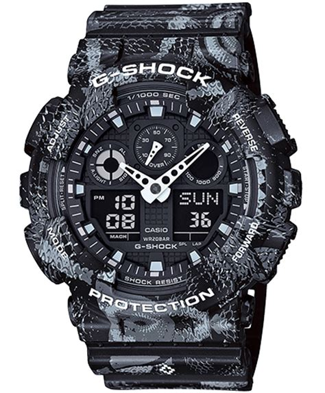 Limited Edition G Shock ga100mrb 1a limited edition mens watches casio g shock
