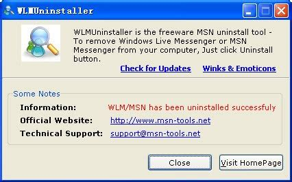 remove msn windows 10 completely remove windows live messenger from the computer