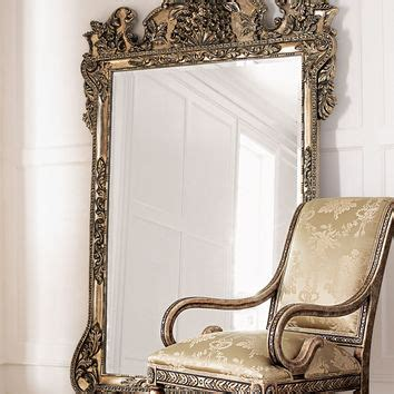 top 28 floor mirror b q omni beveled mirrored frame rectangular floor mirror by french