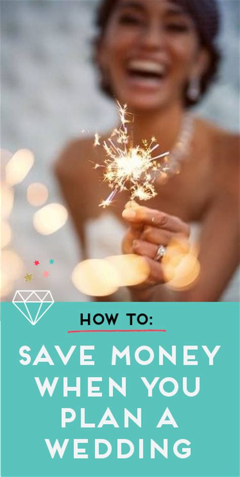 How To Save Money On A Wedding by How To Save Money On Your Wedding