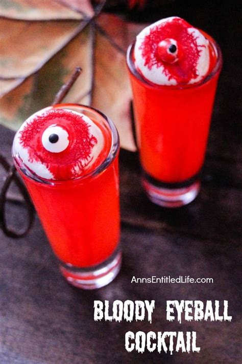 martini eyeball bloody eyeball cocktail recipe to be it is and cocktails