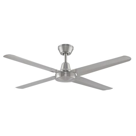 brushed nickel outdoor ceiling fan with light fanimation fans ascension brushed nickel ceiling fan