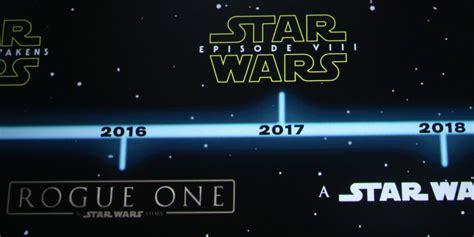 new star wars movie release dates business insider