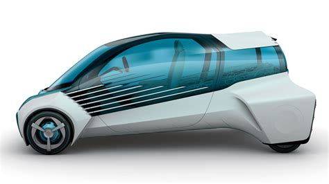 Auto Elektromotor by Toyota Fcv Plus Concept Comes From A Future Hydrogen Based