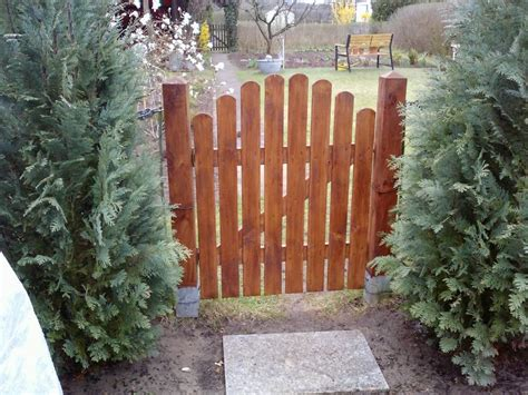 Gartentor Holz Blickdicht gartentor holz blickdicht selber bauen bvrao