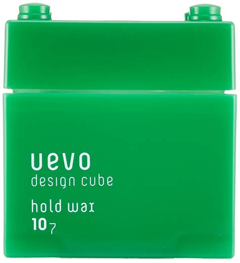 Demi Hitoyoni Wax 11 80g uevo design cube hair wax 30g health