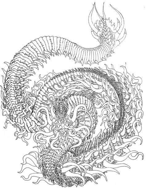 detailed coloring pages of dragons coloring pages detailed dragon coloring pages memes