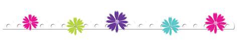 free flower clipart flower border clipart transparent clipartsgram