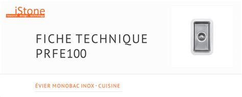 Evier Monobac by 201 Vier Monobac Cuisine En Inox Et Solid Surface Edgesinks
