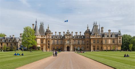 Waddesdon Manor | great british houses waddesdon manor the house built by