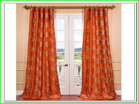 burnt orange color curtains 1000 ideas about burnt orange curtains on pinterest