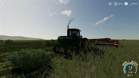 john deere   ls  farming simulator  mod