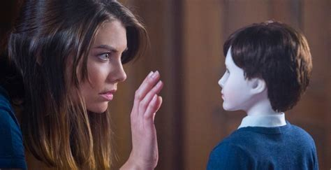 Grey House by Hypable Interview Lauren Cohan On Her New Movie The Boy