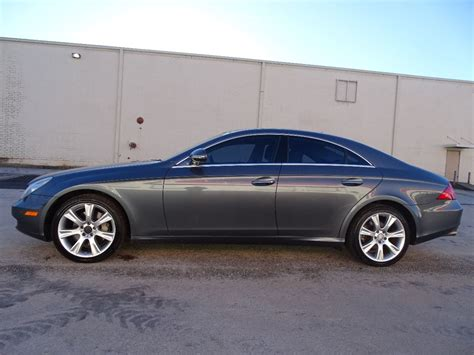 2008 mercedes coupe 2008 used mercedes cls cls550 4dr coupe 5 5l at one