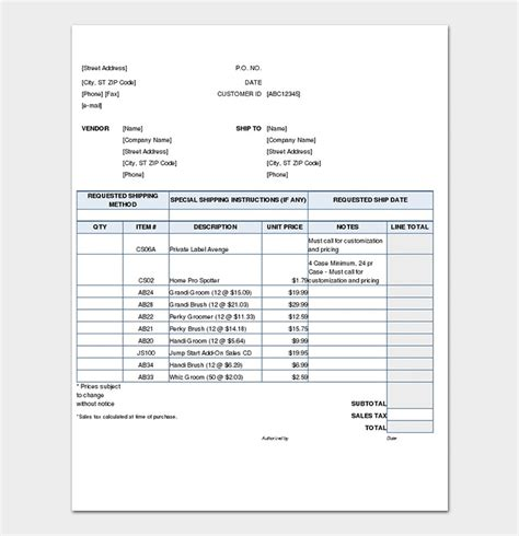 Sales Order Template 22 Formats Exles Word Excel Pdf Product Order Form Template