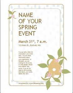 Free Templates For Flyer Free Printable Event Flyer Templates Images