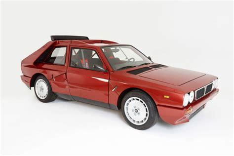 Lancia S4 Lancia Delta S4 Prototype 1984