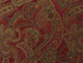 Large Floral Upholstery Fabric Paisley Uholstery Fabric Woven Synthetic