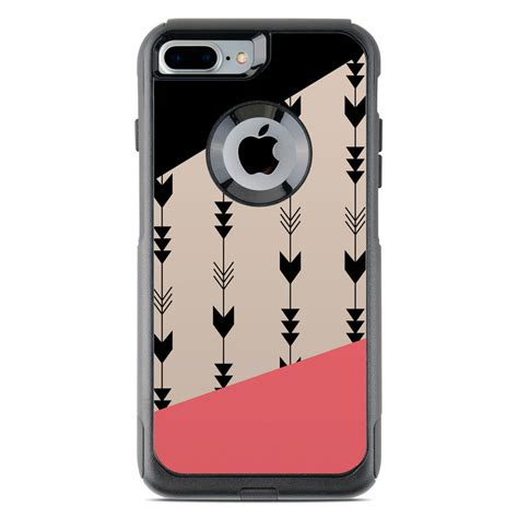 otterbox commuter iphone 7 plus skin arrows by boothe decalgirl