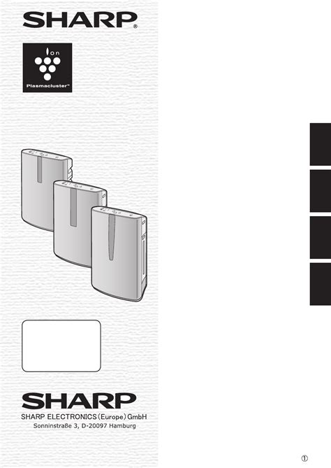 Ac Portable Sharp Kc 930 sharp air cleaner kc 860e user guide manualsonline