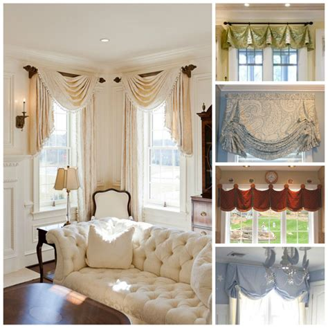 window treatments with valances window valance ideas valance window treatment ideas