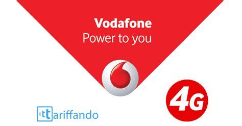 tariffe telefonia mobile vodafone offerte tariffe vodafone smartphone