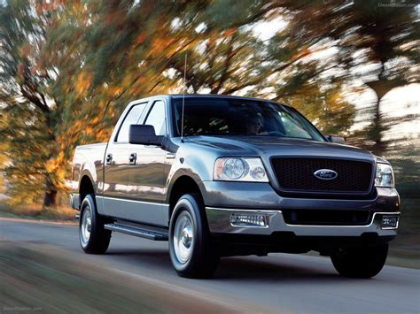 Ford F150 (2004) Exotic Car Picture #025 of 21 : Diesel