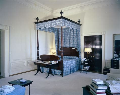 kn c21506 first lady jacqueline kennedy s bedroom white kn c21335 president john f kennedy s bedroom john f