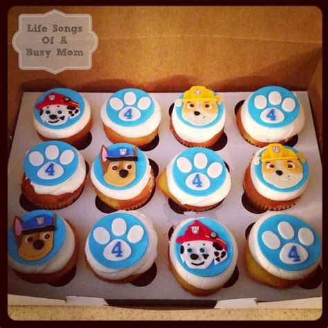 Best 25 Paw patrol cupcakes ideas on Pinterest Paw patrol