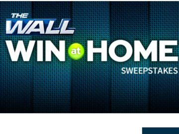 Nbc Sports Sweepstakes - nbc wall win at home sweepstakes