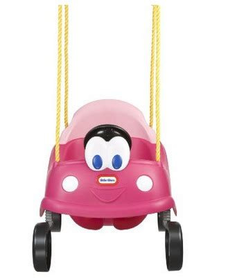little tikes swing pink little tikes cozy coupe swing 38 shipped pink or red