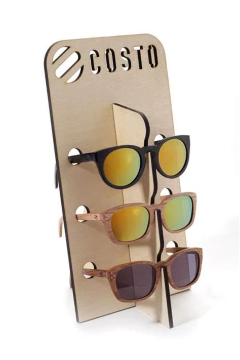 40 Best Images About Sunglass Display And Storage Ideas On Pinterest Sunglasses Organizer Laser Cut Glasses Template