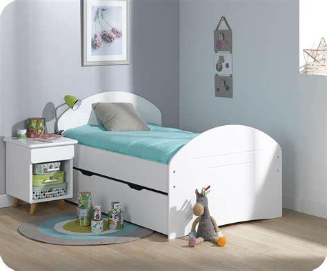 lit evolutif avec tiroir pack lit enfant 201 volutif spoom blanc avec tiroir de lit et