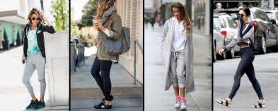 Athleisure isn t a trend to be worn everywhere keep it appropriate