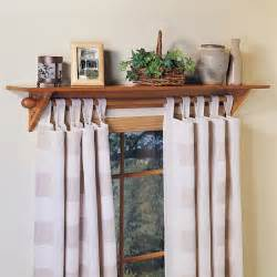 curtain rod shelf furniture ideas deltaangelgroup