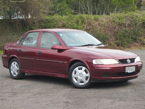 2002 holden vectra photos informations articles