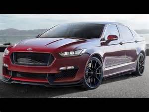 2017 ford taurus sho release date review pricing and