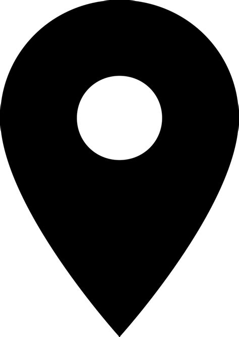 place svg png icon