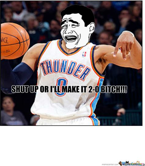 Oklahoma City Thunder Memes - oklahoma city thunder by alliah1731 meme center