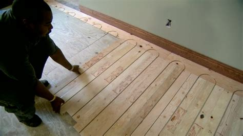 Diy Radiant Floor Heating by Advantages Of Radiant Floor Heating For Your Home Today