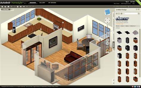 Home Design 3d Em Portugues Gratis Autodesk Homestyler El Autocad Para Dise 241 Ar